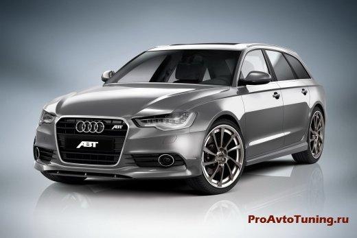 Audi A6 Avant AS6