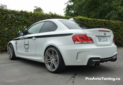 BMW 1-Series M Coupe от Manhart Racing