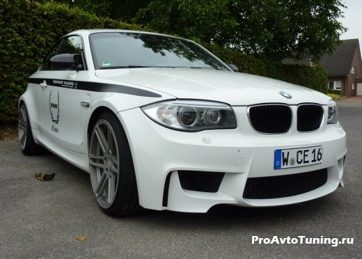 тюнинг Manhart Racing BMW 1-Series M Coupe