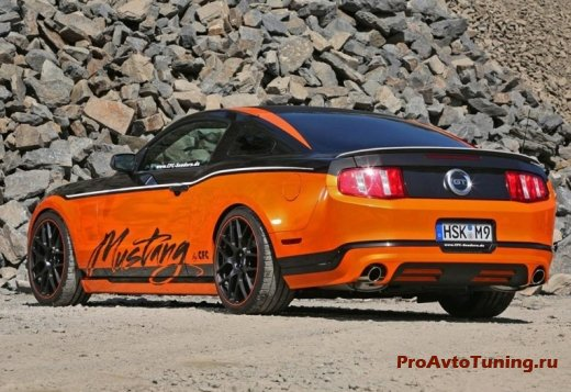 пакет CFC-Sundern Mustang для Ford Mustang