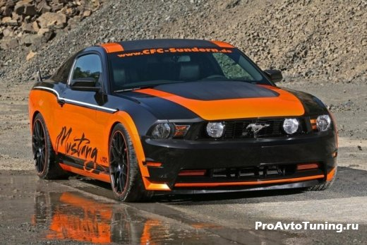 Design-World Ford Mustang GT 2011