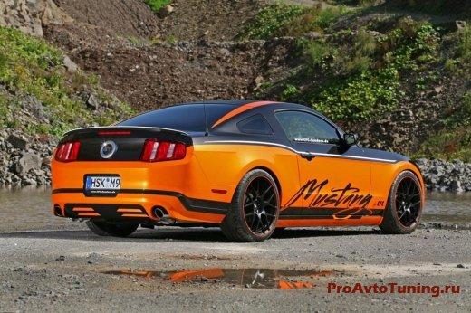 тюнинг CFC-Sundern Mustang