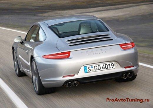 доработка Porsche 991 Carrera S