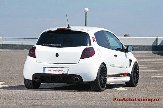 тюнинг Renault Clio RS от MR Car Design