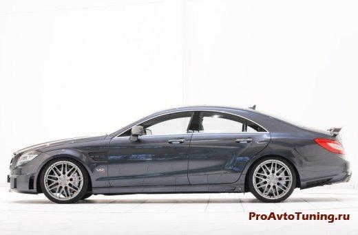 Brabus Mercedes-Benz CLS 2012