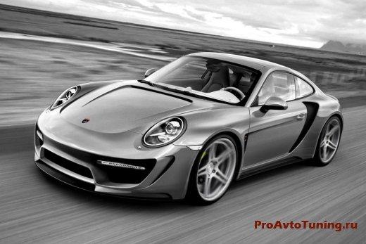 эскиз TopCar Porsche 911