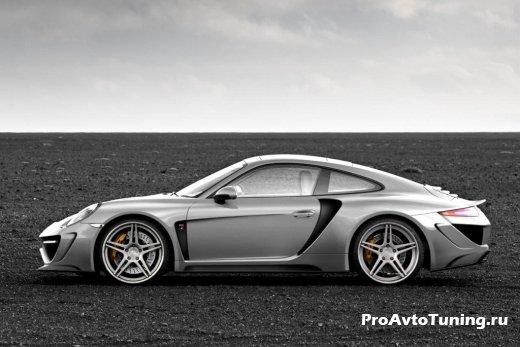 новый TopCar Porsche 911