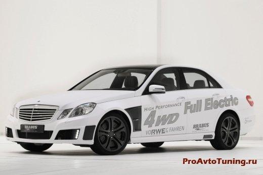 электрокар Brabus High Performance 4WD Full Electric