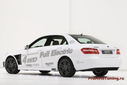 электрокар на базе Mercedes-Benz
