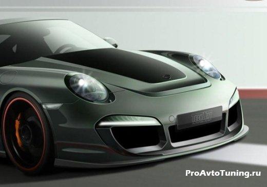 Porsche от бюро TechArt