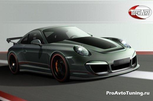тюнинг Porsche 911 2012