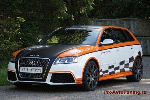 тюнинг Audi RS3 Sportback