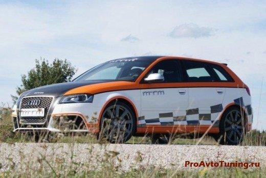 тюнинг Audi RS3 Sportback от MTM