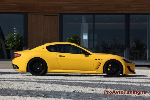 тюнинг Maserati GranTurismo