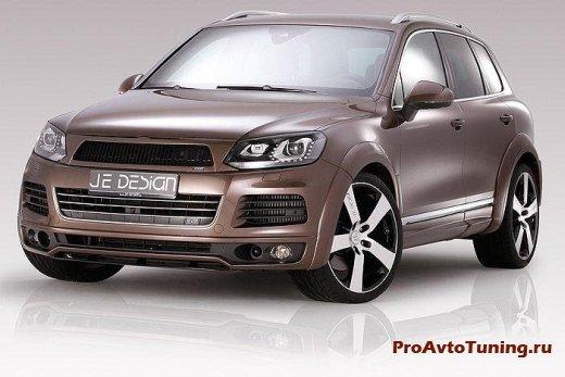 тюнинг JE Design Volkswagen Touareg