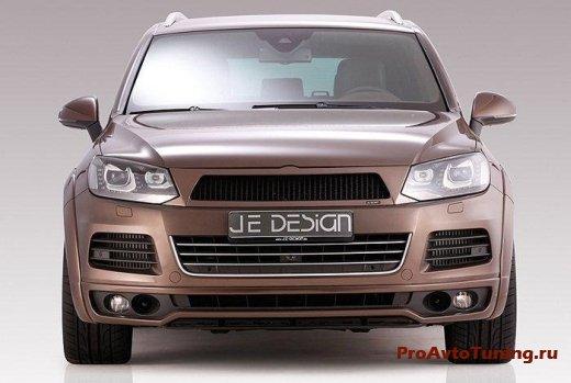 тюнинг JE Design VW Touareg