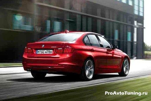 BMW 3-Series 2012 года