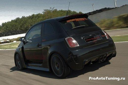 болид Fiat 500 для города