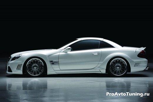 тюнинг Mercedes-Benz R230