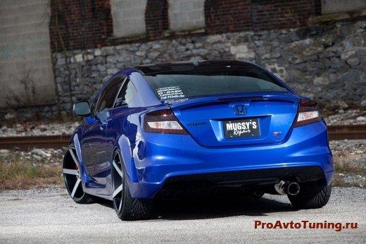 тюнинг Honda Civic Si