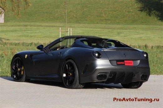 тюнинг Ferrari 599 SA Aperta