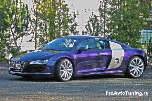 тюнинг B&B Audi R8 V10