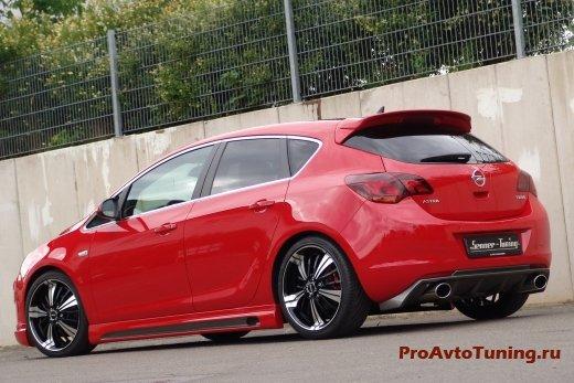 Opel Astra 1.4 Turbo от Senner
