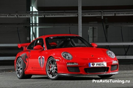 тюнинг Porsche 911 GT3
