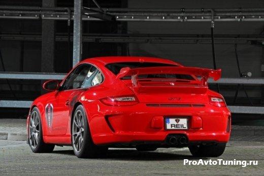 Porsche 911 GT3 от REIL Performance