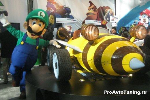 реплика Luigi Bumble V Kart