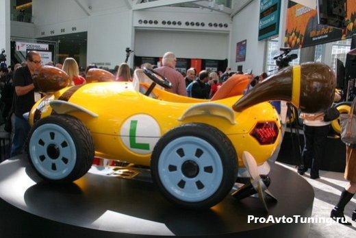 реплика автомобиля Luigi Bumble V Kart