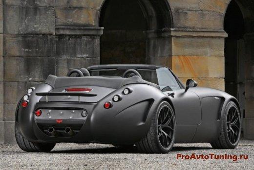 автомобиль Black Bat
