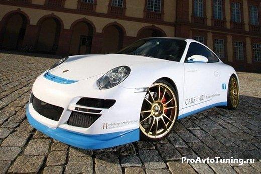 тюнинг 997 Porsche 911 Carrera 4S