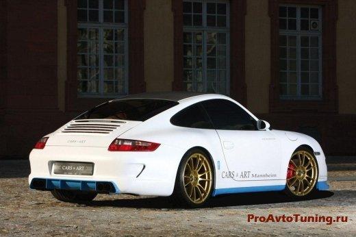 тюнинг 997 Porsche 911