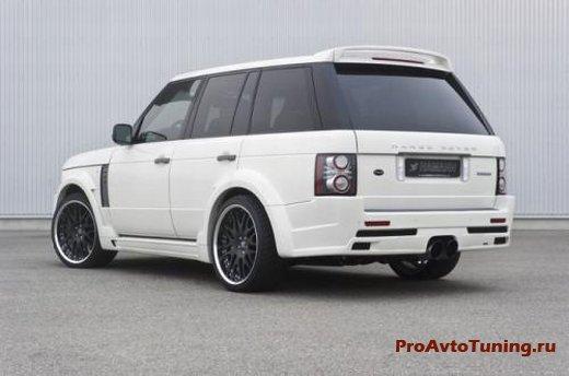 тюнинг Hamann Range Rover 5.0i V8