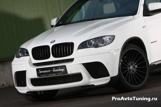 тюнинг Senner Tuning 2010 BMW X6
