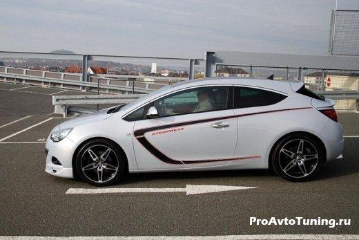 Opel Astra GTC от Steinmetz