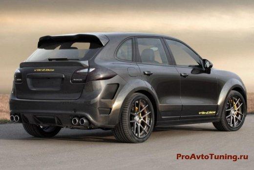 Porsche Cayenne Vantage 2 от Top Car