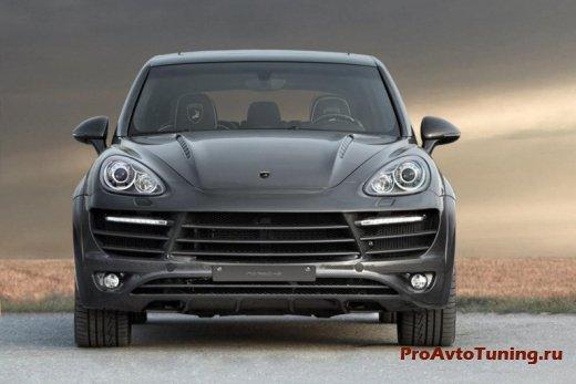 тюнинг Porsche Cayenne Vantage 2