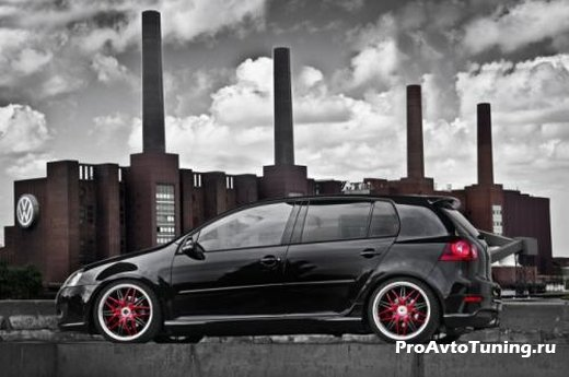 Schmidt Revolution VW Golf GTI