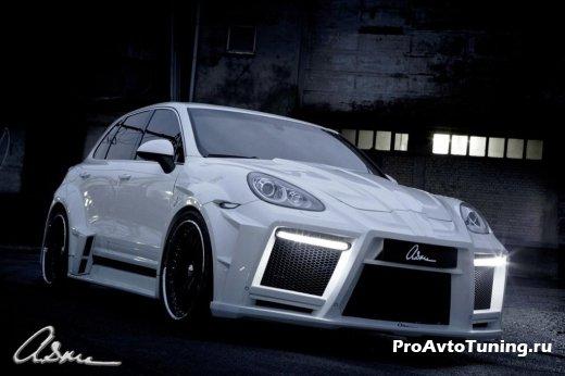 ASMA Porsche Cayenne Turbo