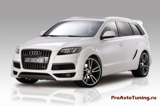 JE Design Audi Q7 4.2 TDI
