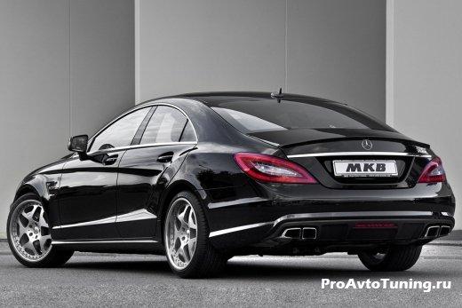 MKB Mercedes CLS 63 AMG