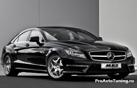 тюнинг Mercedes CLS 63 AMG