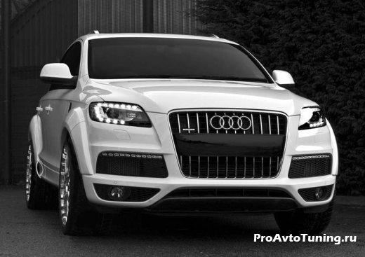 Audi Q7 от Afzal Kahn