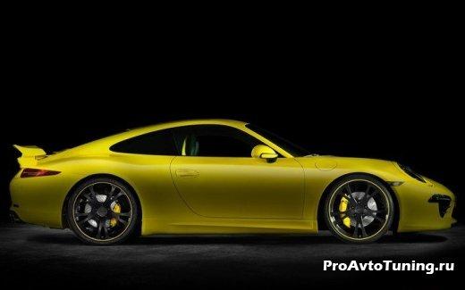 тюнинг TechArt Porsche 911 (991) 2012