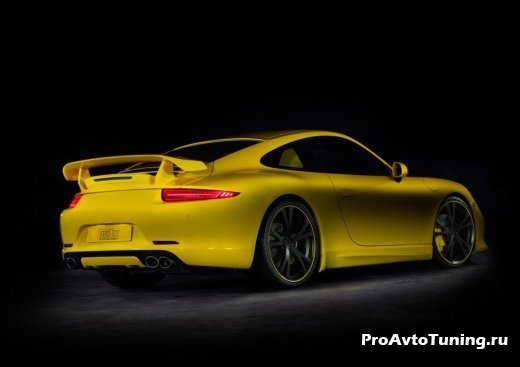 Porsche 911 (991) 2012 Женевский автосалон