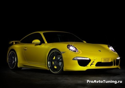 тюнинг Porsche 911 (991)