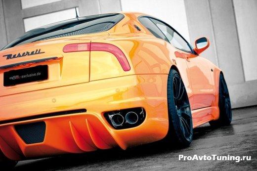 тюнинг Maserati 4200 GT Cambiocorsa
