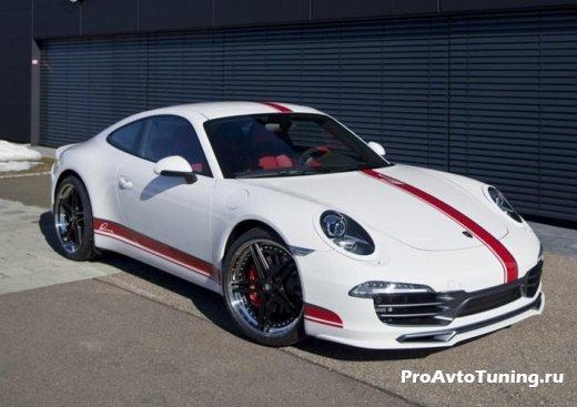 Lumma Design CLR 9 S Porsche